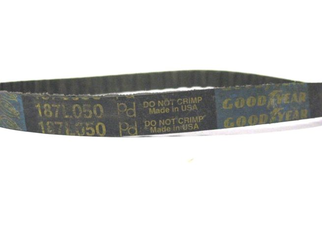 Used Assortment of L Style Drive Belts 322479601201 2