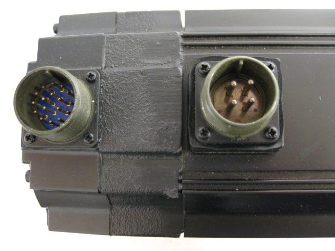 Yaskawa USAFED 12 HL11 AC Servo Motor 115 kW 56A 322103273041 6