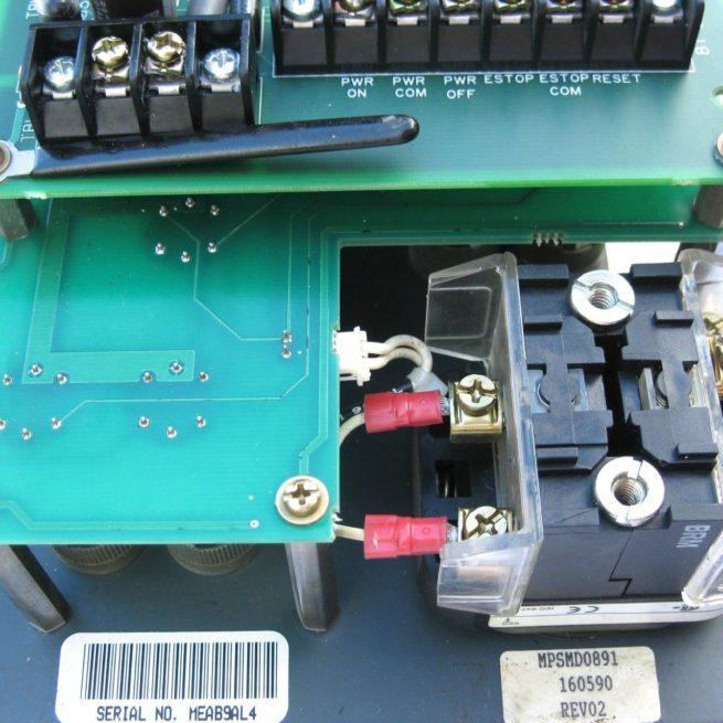 Allen Bradley 8520 MTB2 Operator Panel 222539557692 5