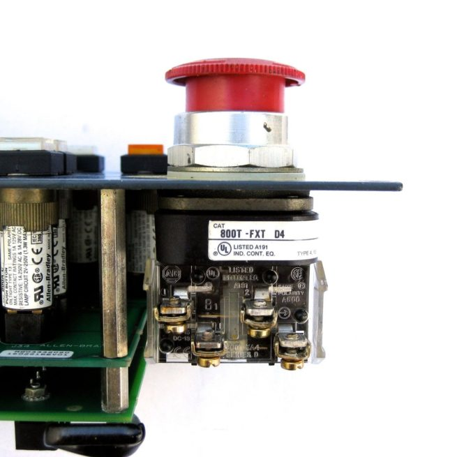 Allen Bradley 8520 MTB2 Operator Panel 222539557692 6