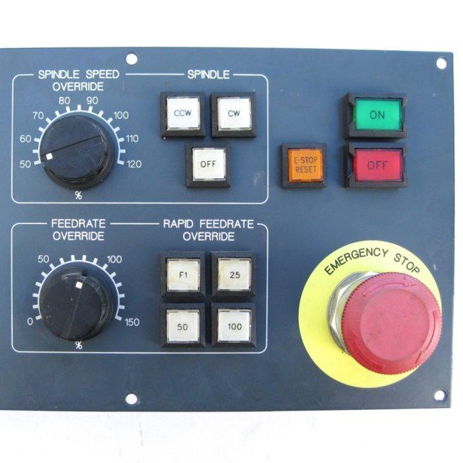 Allen Bradley 8520 MTB2 Operator Panel 222539557692 8