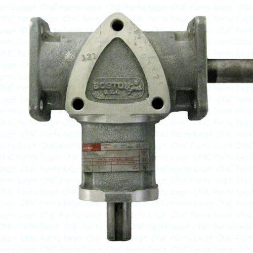 Boston Gear Speed Reducer Model 001 RA1022 21 ratio 321785456592