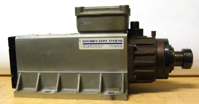 Colombo RV 11622 75hp Dual Voltage Spindle Motor 943864 222593144972