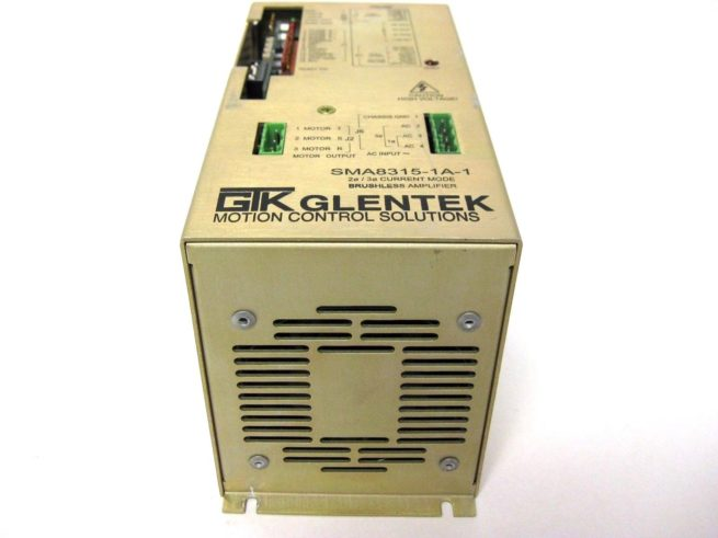 Glentek SMA8315HP 000 1A 1 00 Servo Amplifier 321809216332 4