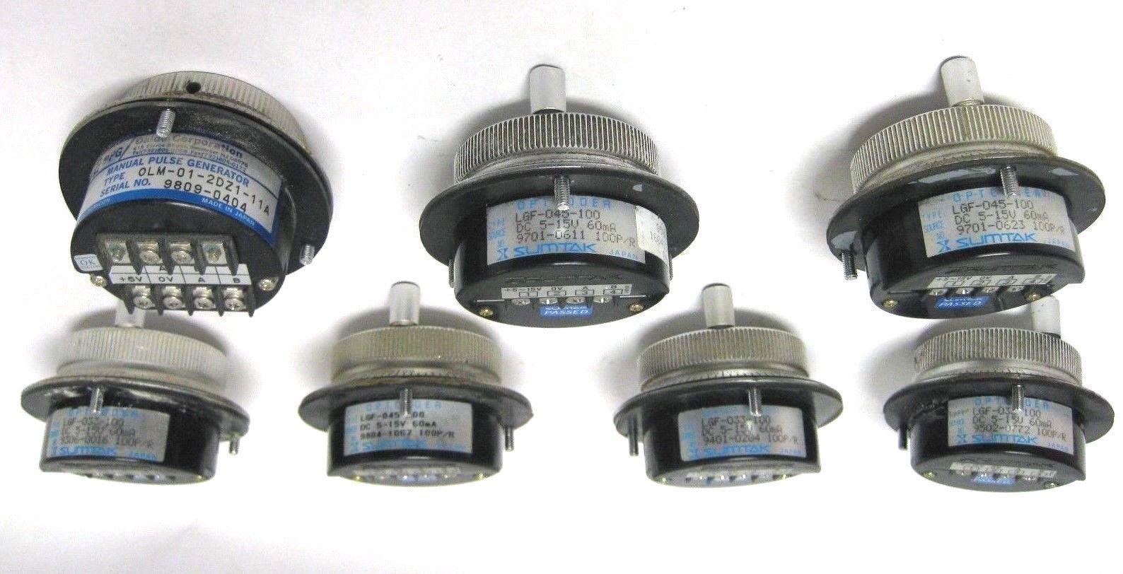 Sumtak Handwheel 5 15V LGF Series Lot 322479552253 4