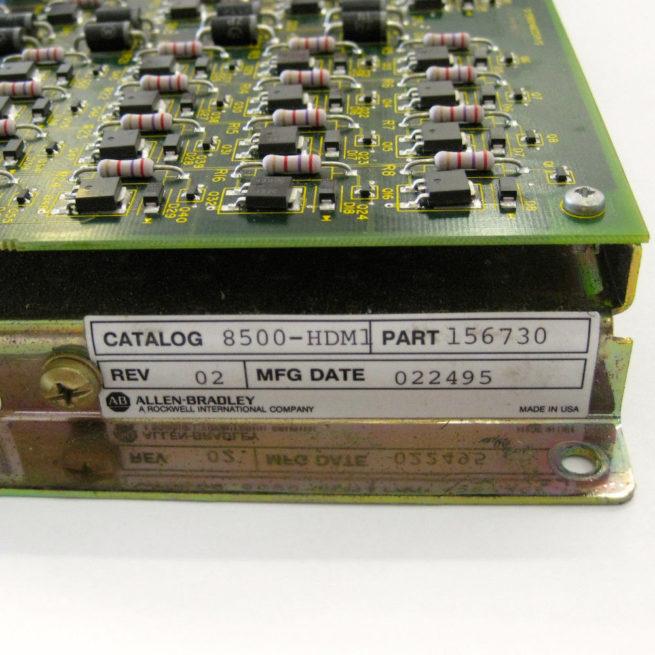 Allen Bradley 8500 HDM1 IO Module 322155445084 2