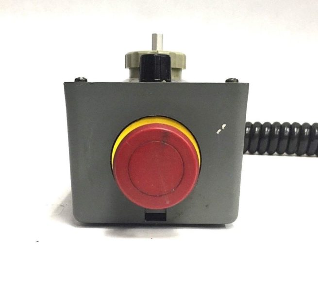 Euchner Remote Teach Pendant for Fagor Controller 322365670804 7