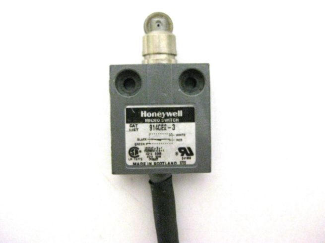 Honeywell 914CE2 3 Microswitch 222470092544