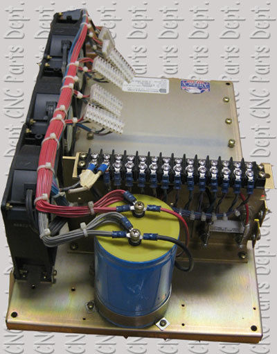 Servo Dynamics SDFPO6 1525 17 0 414 6 Axis Servo Drive Chassis 321295422375 3