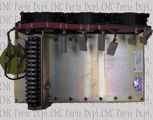 Servo Dynamics SDFPO6 1525 17 0 414 6 Axis Servo Drive Chassis 321295422375