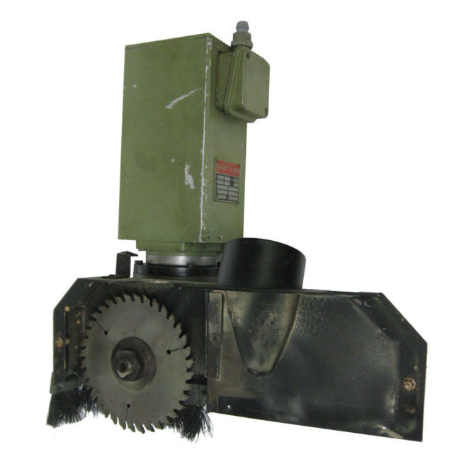 Colombo RV 90 FP1 3HP Spindle Motor with saw 222571486136 3