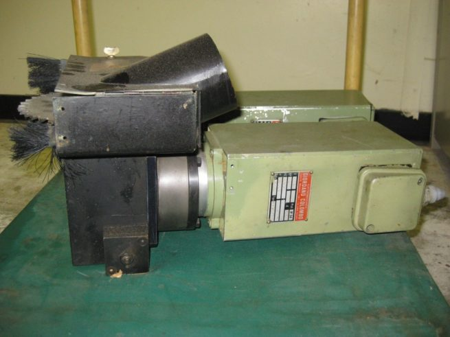 Colombo RV 90 FP1 3HP Spindle Motor with saw 222571486136 6
