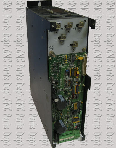 GEC Alsthom Servo Drive Convertisseur CACC AMS3300515 322550220416