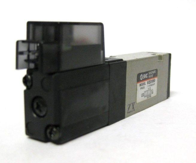 SMC VZ2150 5MZ 12VDC Solenoid 322476860876 3