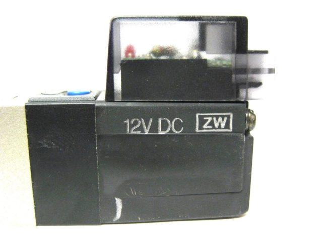 SMC VZ2150 5MZ 12VDC Solenoid 322476860876 6