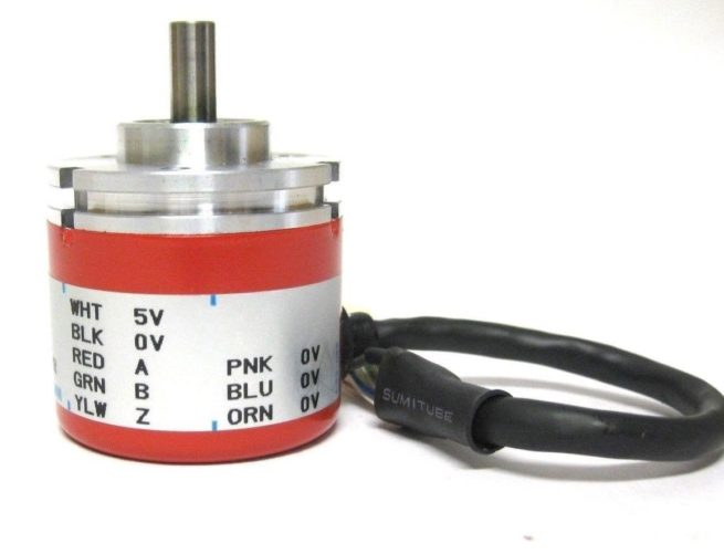 SumtaK LBJ 302 2000 Optcoder Encoder 322476860006 2