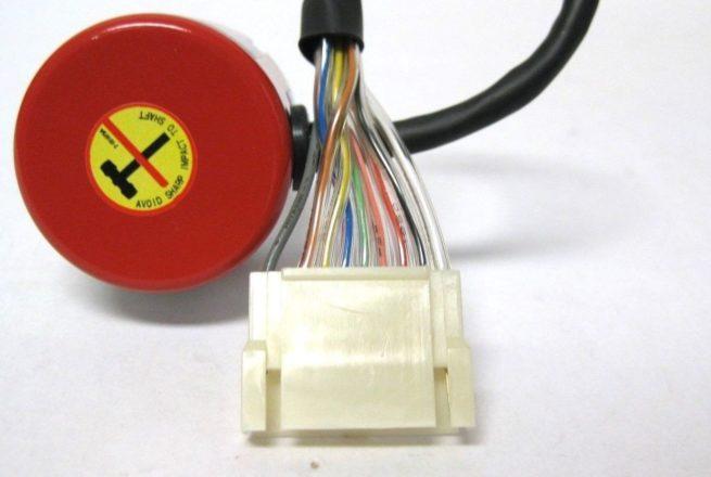 SumtaK LBJ 302 2000 Optcoder Encoder 322476860006 4