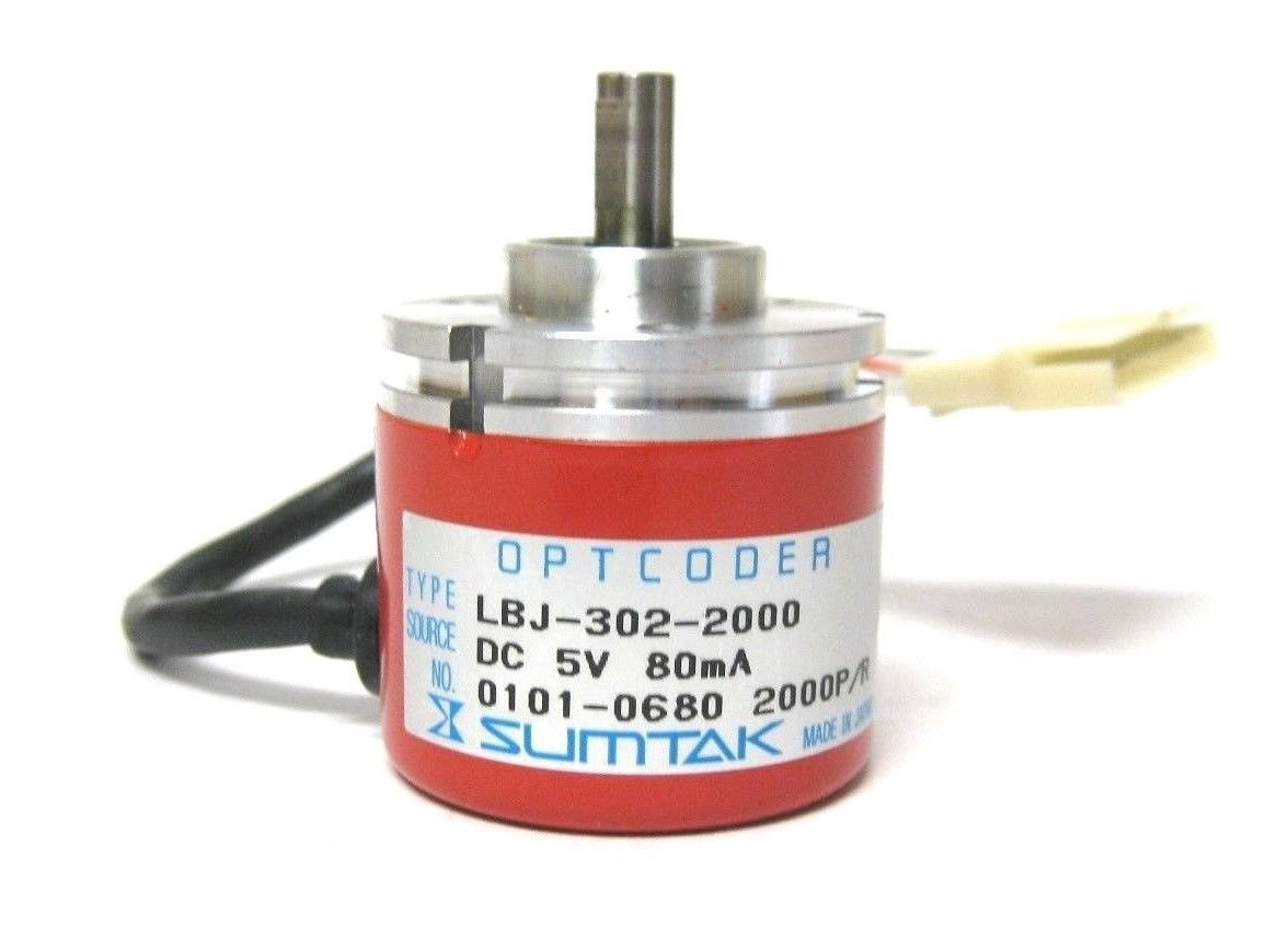 Sumtak LBJ-302-2000 Optcoder Encoder | CNC Parts Dept., Inc.