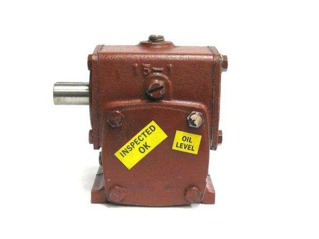 Textron HU15A022 2 Cone Drive Gear Reducer 321784619246 4
