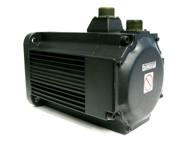 Yaskawa USAFED 22 HL11 AC Servo Motor 22kW 86A 322104495146 8