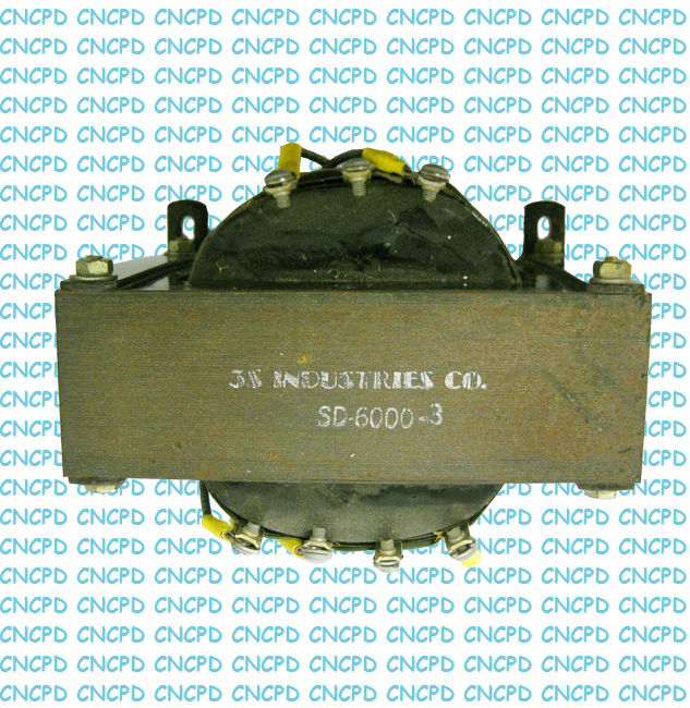 3S  Industries  SD  6000  3  Power  InductorTransformer  221902140437  2