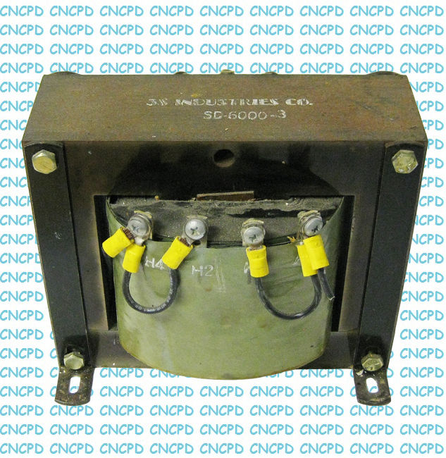 3S  Industries  SD  6000  3  Power  InductorTransformer  221902140437
