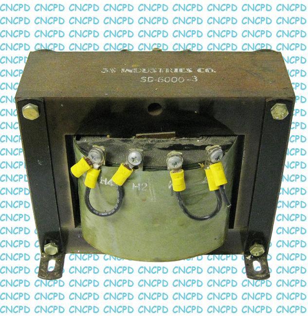 3S  Industries  SD  6000  3  Power  InductorTransformer  221902140437