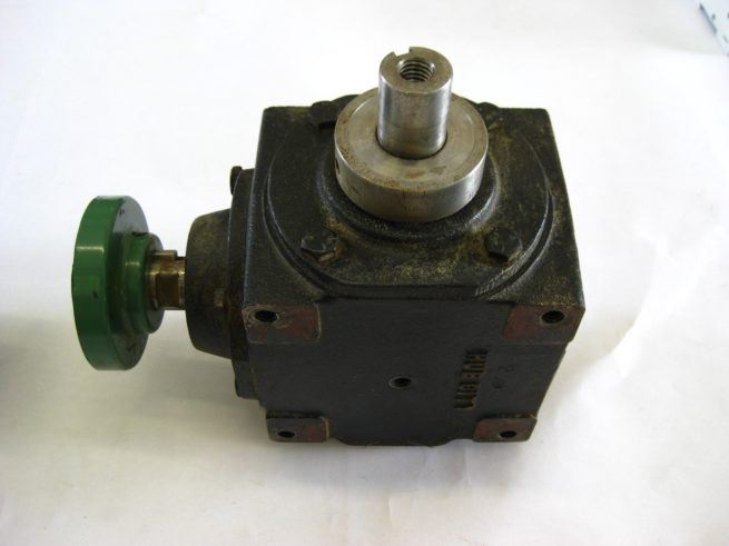 Baldor Industrial Motor 35A01T123 with Hub City Gearbox 0220 00814 150 222598957957 4