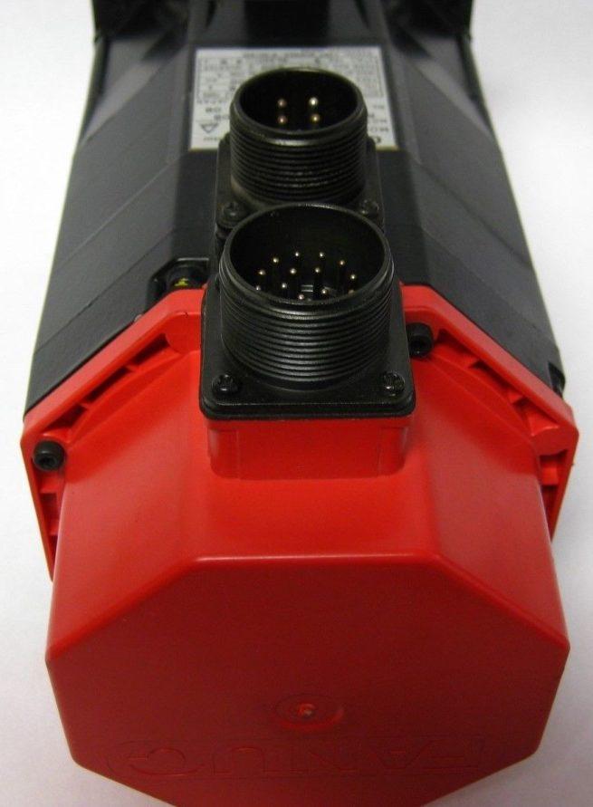 GE Fanuc AC Servo Motor with Brake a33000 222586117387 3