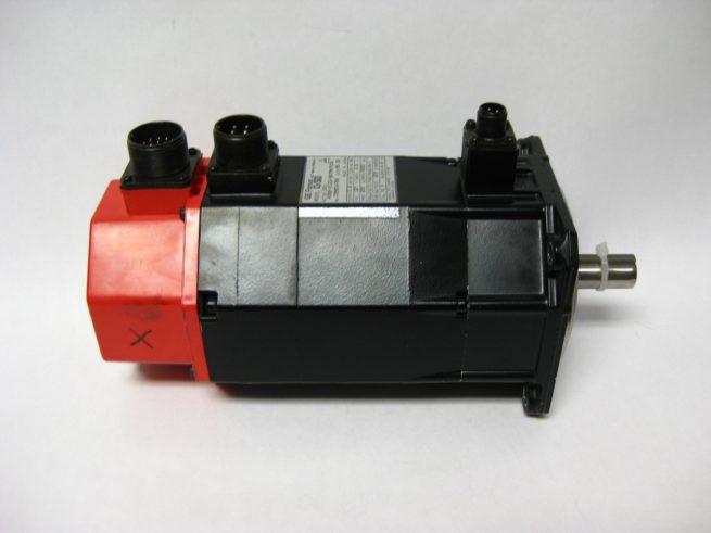 GE Fanuc AC Servo Motor with Brake a33000 222586117387