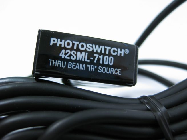 New IR Photoswitch Emitter and Receiver 4SML 7100 4SMR 7101 322571074547 3