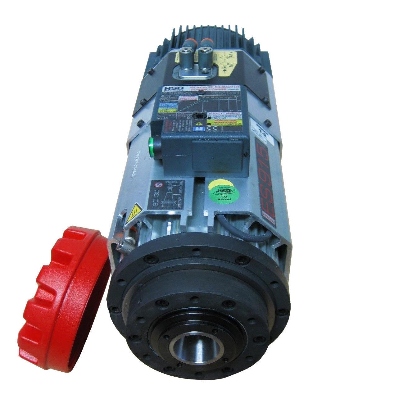 Hsd Es915 5hp Atc Spindle Motor A6161h0309 Cnc Parts Dept Inc