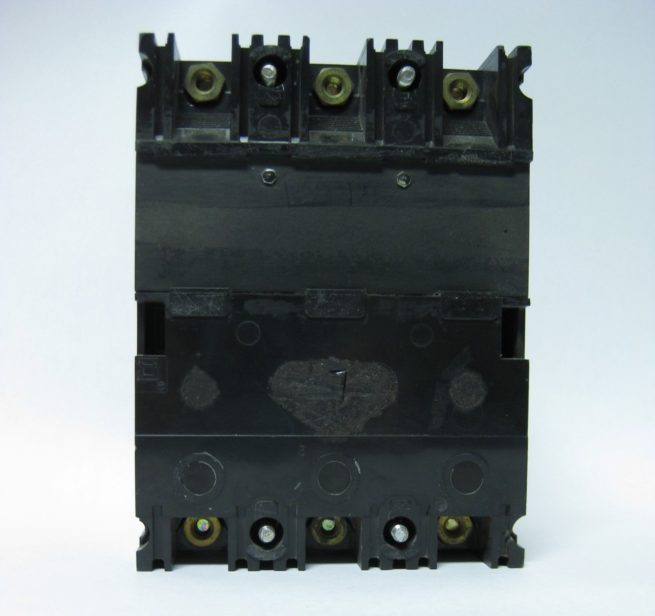 Square D Circuit Breaker 350 Amp 600 Volts Thermal Magnetic 222532776768 2