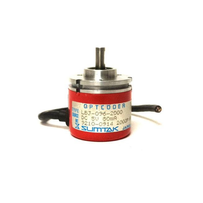 Sumtak LBJ-302-2000 LBJ-096-2000 Optcoder-Encoder 323588019368 4