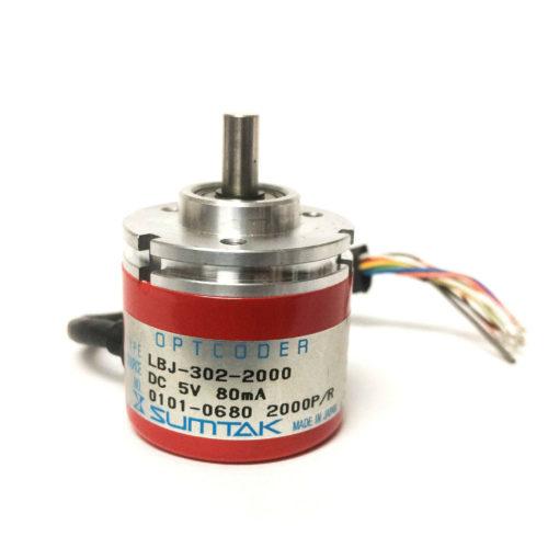 Sumtak LBJ-302-2000 LBJ-096-2000 Optcoder-Encoder 323588019368 1