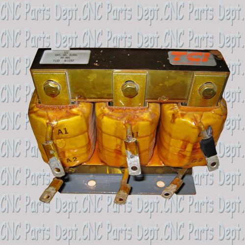 TCI 3LR8G Sine Guard 3 Phase Line Reactor 321574849878 2
