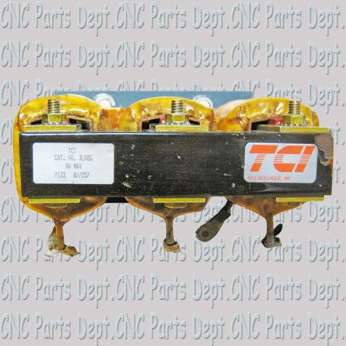 TCI 3LR8G Sine Guard 3 Phase Line Reactor 321574849878 5