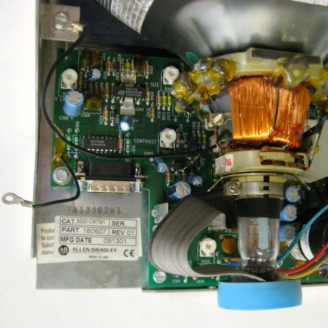 Allen Bradley 9Series 8520-CRTM1 Monitor 2