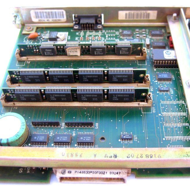 Allen-Bradley 8520-ENET Communication Module 4