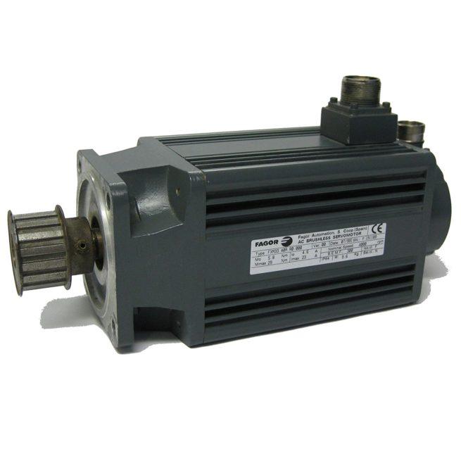 Fagor Automation FXM3340AR0000 Brushless AC Servo Motor B015JLXHVI