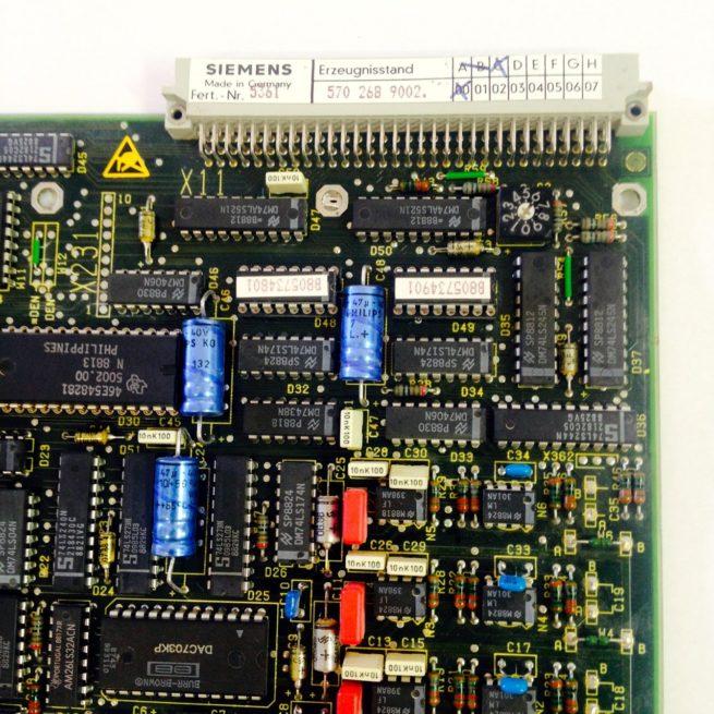 Siemens 6FX1126-8BB00 Servo Interface Module