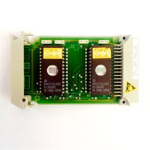 Siemens 6FX1818-1BX03-4B E-PROM Module